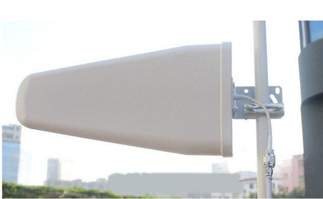 Открытый ПДСХР 800-2500MHz.mobilephone 8dBi направленная антенна усилитель сигнала антенны N женский