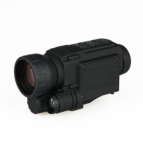 4.5X Night Vision Infrared Digital Monocular Night Vision for Hunting Shooting gs27-0015 new arrival handheld 4 5x40 monocular night vision for hunting for shooting black