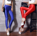 white summer leggings women skinny leggings black big size colors latex black leggings top slim for women leggings pants