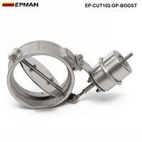 Активированный выхлоп/выхлоп 102 мм  давление в открытом стиле: Приблизительно 1 бар для VW Golf 4 EP-CUT102-OP-BOOST