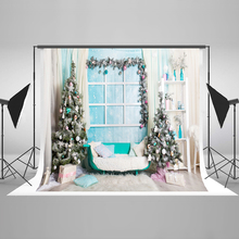 Kate 300X300CM (10X10FT)Christmas Backdrops Photography Children Christmas Decoration For Home Window Princess Studio Background