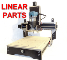 لتقوم بها بنفسك CNC MILL أجزاء خطية MGN12 1204 بكرة توصيل