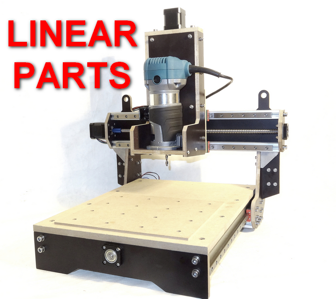 DIY CNC MILL LINEAR PARTS MGN12 1204 BALLSCREW COUPLER-in Linear Guides from Home Improvement