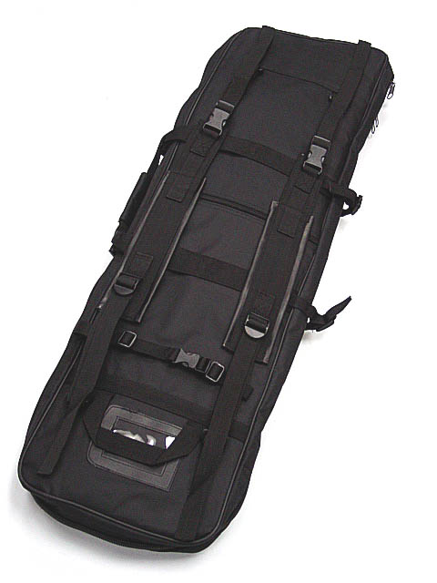 Picnic Bags 40 Dual Gun Bag Tactical Rifle Sniper Carrying Case Gun Bag Bk Extremely Efficient In Preserving Heat