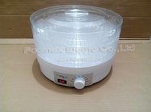 EU/UK/US Plug Food Dehydrator Fruit Vegetable Herb Meat Drying Machine Snacks Food Dryer Fruit dehydrator with 5 trays
