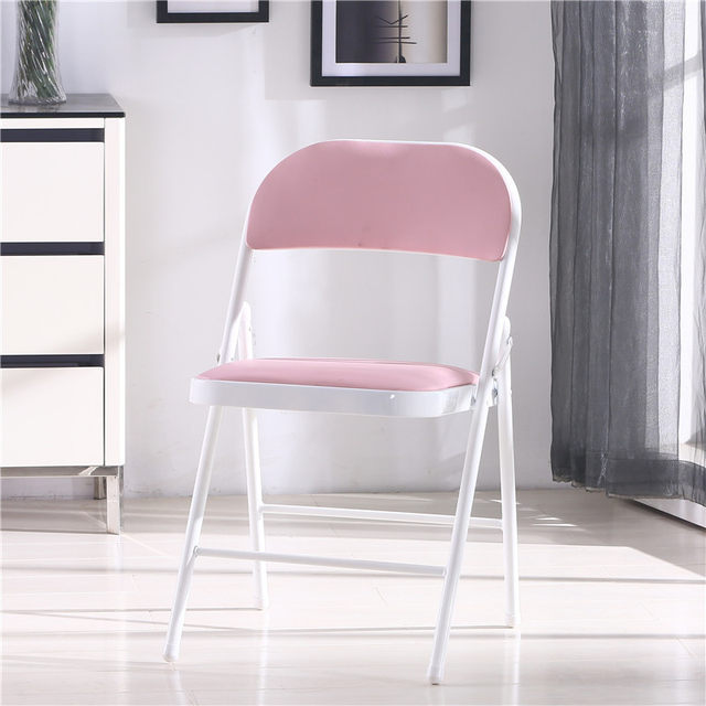 Hotel Restaurant Chairs Folding Stool Green Purple Pink Color Classroom  School Chair Stool Free Shipping