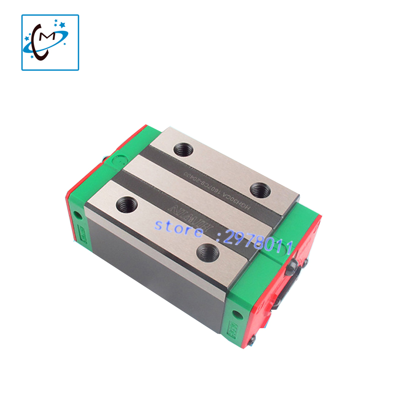 Large format print spare parts Infinity Icontek Gongzheng human allwin printer block slider EG20CA  linear guide block bearing hot sale uv flatbed plotter printer spare parts gongzheng gz thunderjet black sub ink tank with level sensor