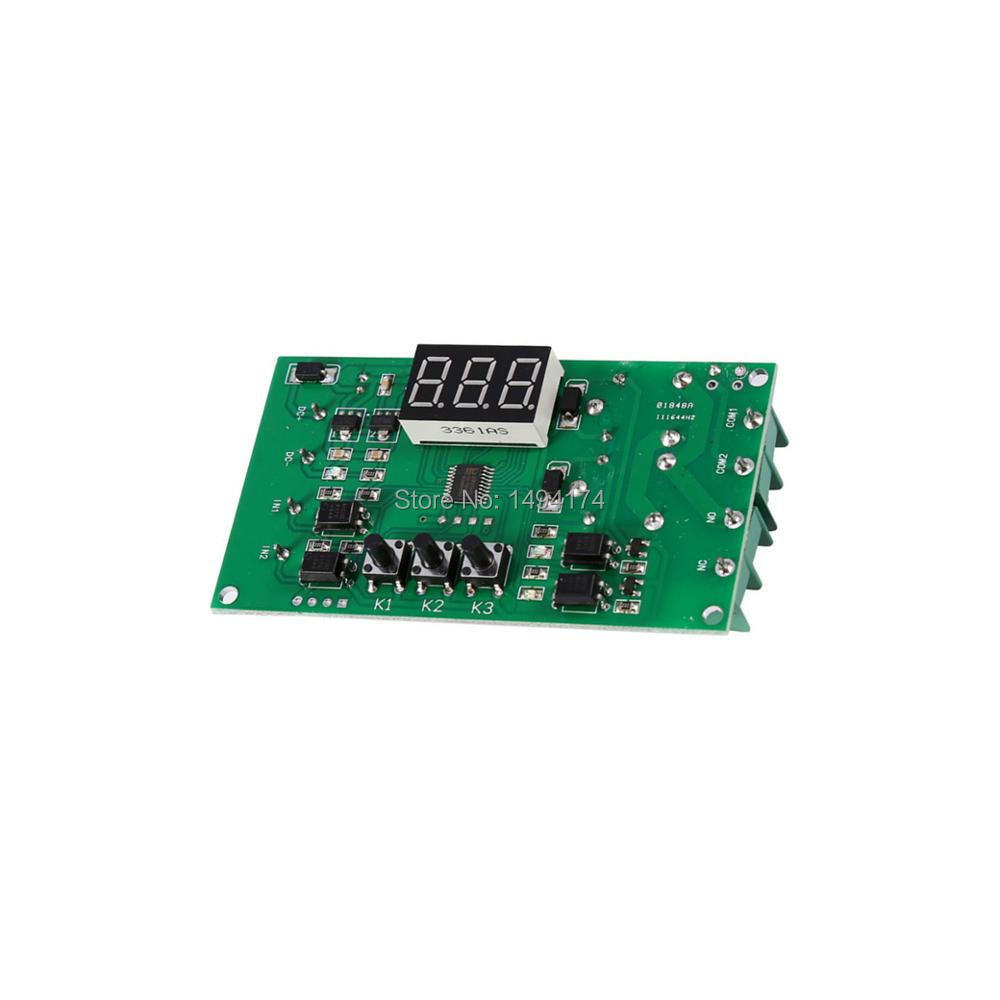Buy Wqscosea Q8s 214 12v Dc Motor Reversible Module Control Using Relay Dual Programmable Delay Time Plc Cycle