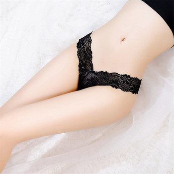 Lace Sexy G-String Women Low-Rise Seamless Panties Sexy Thongs Transparent T-back 2019 New Arrival women's panties