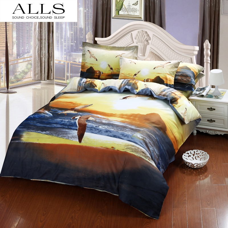 Popular Eagle Bedding-Buy Cheap Eagle Bedding lots from ...