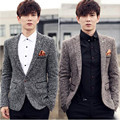 2017 new brand fashion men's Business suit/wedding banquet of leisure garments of high quality men BLAZERS jacket coat S-XXXL