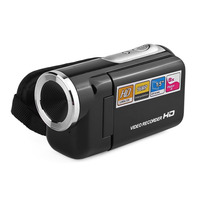 Portable Mini HD 1080p DV180 16MP Video Camera fotografic With 1.5