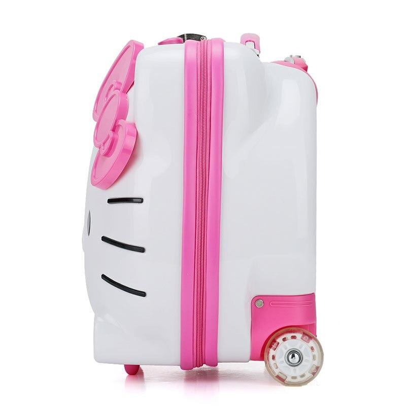 2e68f34270 Kids Rolling Luggage Bag