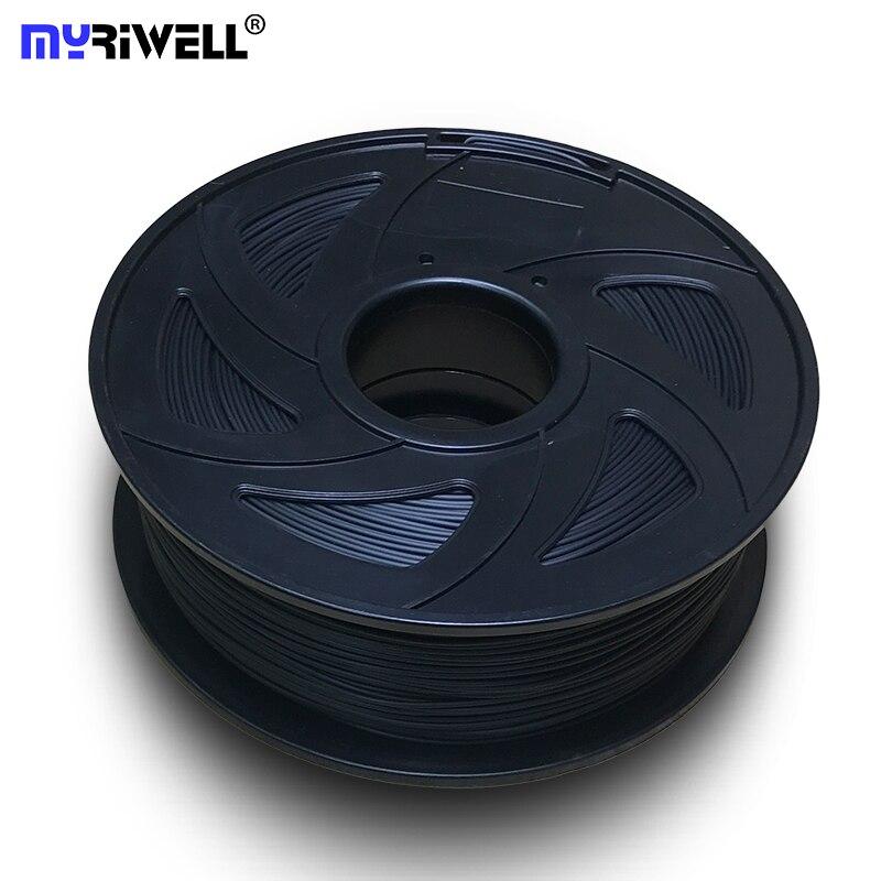 3D Printer Filament PLA 1KG 1.75mm material Plastic Rubber Consumables Material for 3d Pen Printer for 3D pen handles