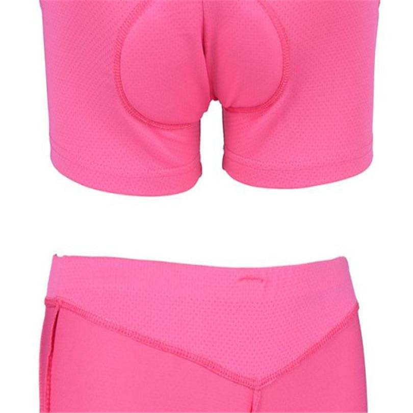 Для женщин Велоспорт укороченные штаны велосипед 3D гель мягкий удобный Велоспорт Нижнее белье размеры s m l xl XXL, XXXL A30