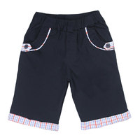 FIRS KIDS Children Boys Fifth Pants Candy Colors Casual Pants Kids Summer Trousers New Fashion Cotton