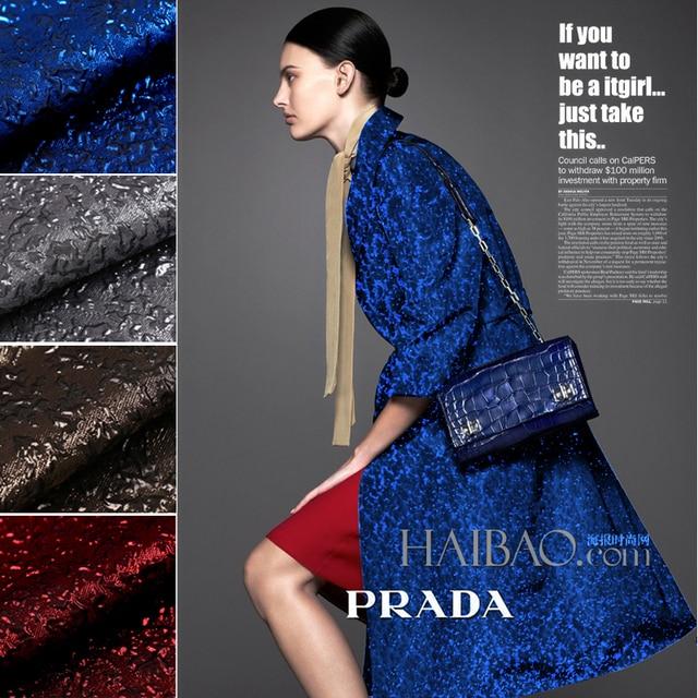143 100cm1pc Good Quality Brocade Fabric French Design Silk Jacquard
