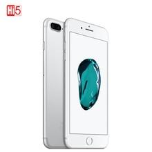 잠금 해제 애플 아이폰 7 휴대 전화 와이파이 32 기가 바이트/128 기가 바이트/256 기가 바이트 rom ios 11 lte 12.0 mp 카메라 쿼드 코어 지문 애플 iphone7