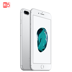 Image 1 - Unlocked Apple iPhone 7 mobile Phone WIFI 32GB/128GB/256GB ROM IOS 11 LTE 12.0 MP Camera Quad Core Fingerprint apple iphone7