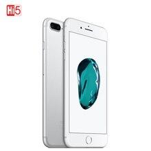 סמארטפון apple iphone 7 נייד טלפון WIFI 32 GB/128 GB/256 GB ROM IOS 11 LTE 12.0 MP מצלמה Quad Core טביעות אצבע apple iphone7