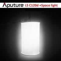 Aputure свет комплект LS C120d дневной + пространство света CRI 97 + Цветовая температура 6000 К Формирование Свет инструмент освещения аксессуар