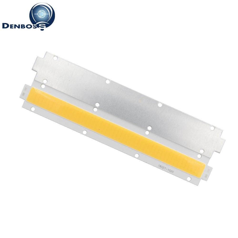 5 шт. горячая Распродажа Высокая мощность длинные светодиодные COB полосы