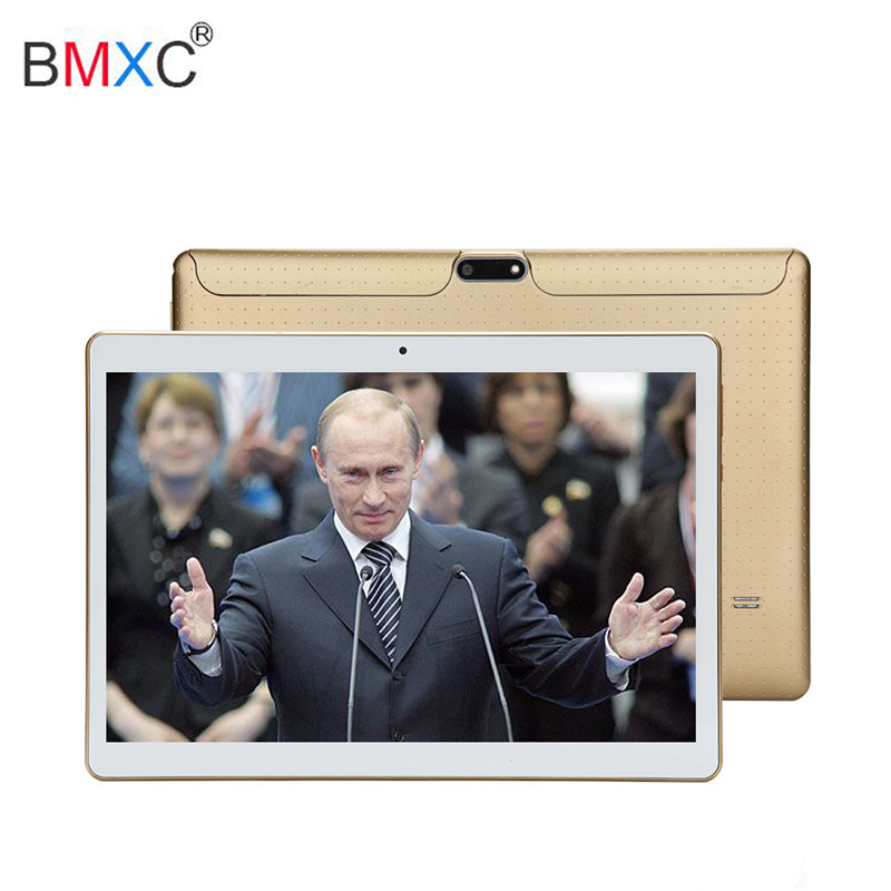 New 10 inch Original Design 3G Phone Call Android 7.0 Octa Core IPS pc Tablet WiFi 4G+32G android tablet pc 4GB 32GB 2018 new 10 1inch tablet pc android 7 0 4 gb ram 32gb rom cortex a7 octa core camera 5 0mp wi fi ips telefoon tabletten pc