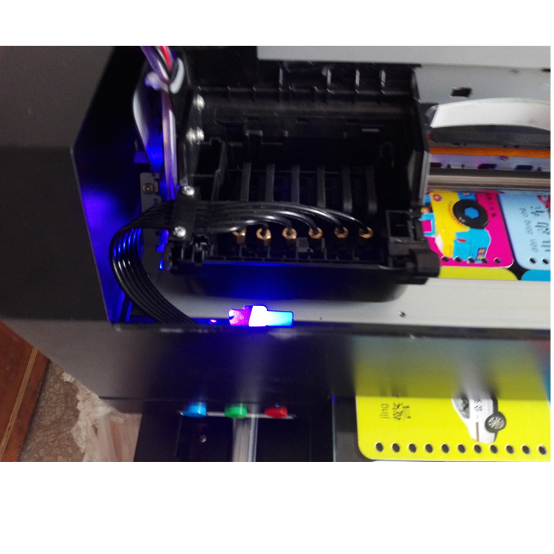 A3 Size UV Acrylic Plastic Metal Printer in Printers from Computer Office