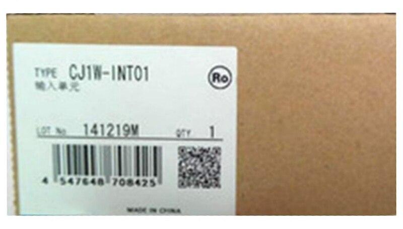 New Original CJ1W-INT01 PLC I/O16 point input 24VDC Interrupt Input Unit argerich maisky beethoven cello son op 69 102