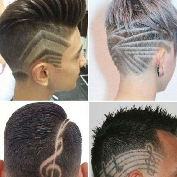 Hair Tattoo Engraving Razor Pen Eyebrow Beard Shaping Tool