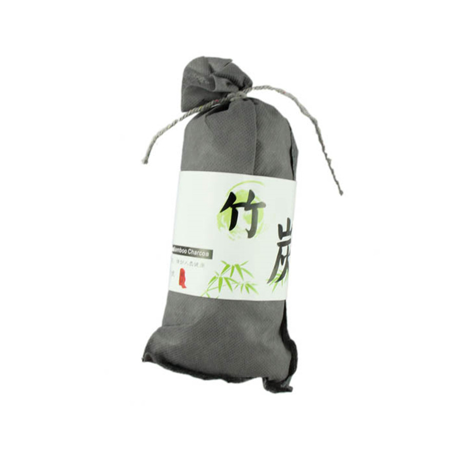 1x85g Bag Bamboo Charcoal Activated Carbon Air Freshener