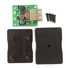 DC 5 V-20 V 5V 2A макс USB Зарядное устройство регулятор для Панели солнечные складной мешок/Сотовый Панель/зарядки телефона Питание модуль