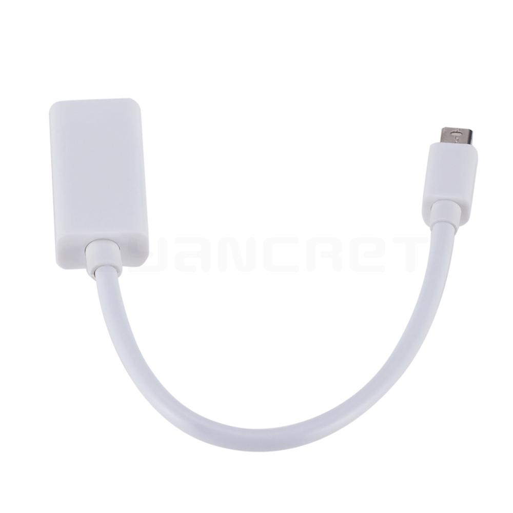 Video Cable Convert Mini Displayport DP to HDMI Port HD Cable Male-Female Adapter Connector for Computer TV Monitor Projector