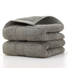 超ソフト 2 パックバスタオル 70*140 センチメートル 100% 純粋なリングスパンコットン日常の使用に最適簡単ケア機械の洗浄