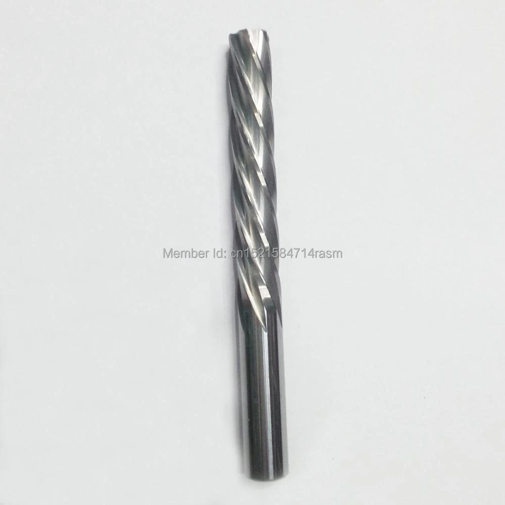 17mm Chucking Reamer Tungsten Carbide H7 4 Straight Flute Machine Milling Cutter