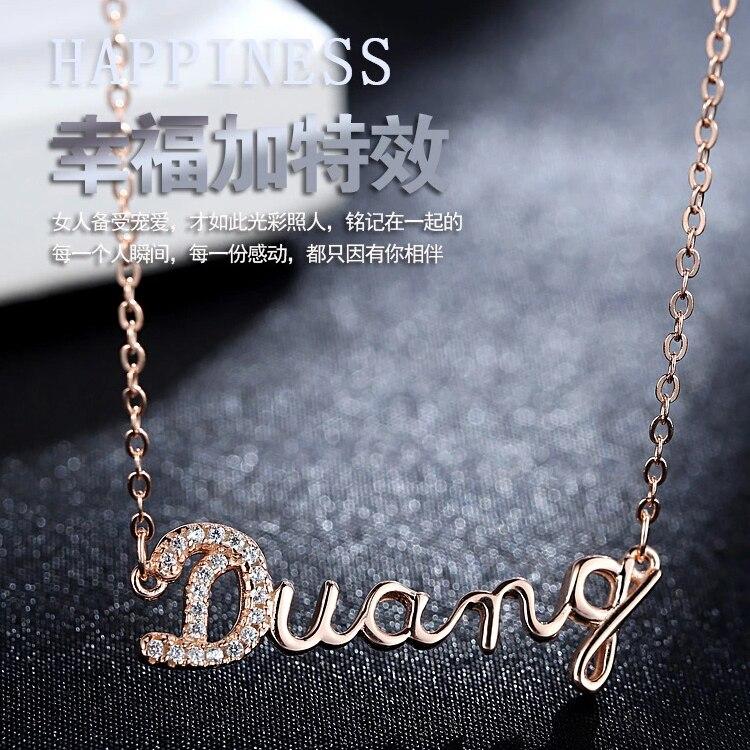 0f4824340a57 Yunruo cristal colgante choker collar Médicos titanio acero rosa de  oro plata plateó la joyería de la mujer al por mayor envío gratuito