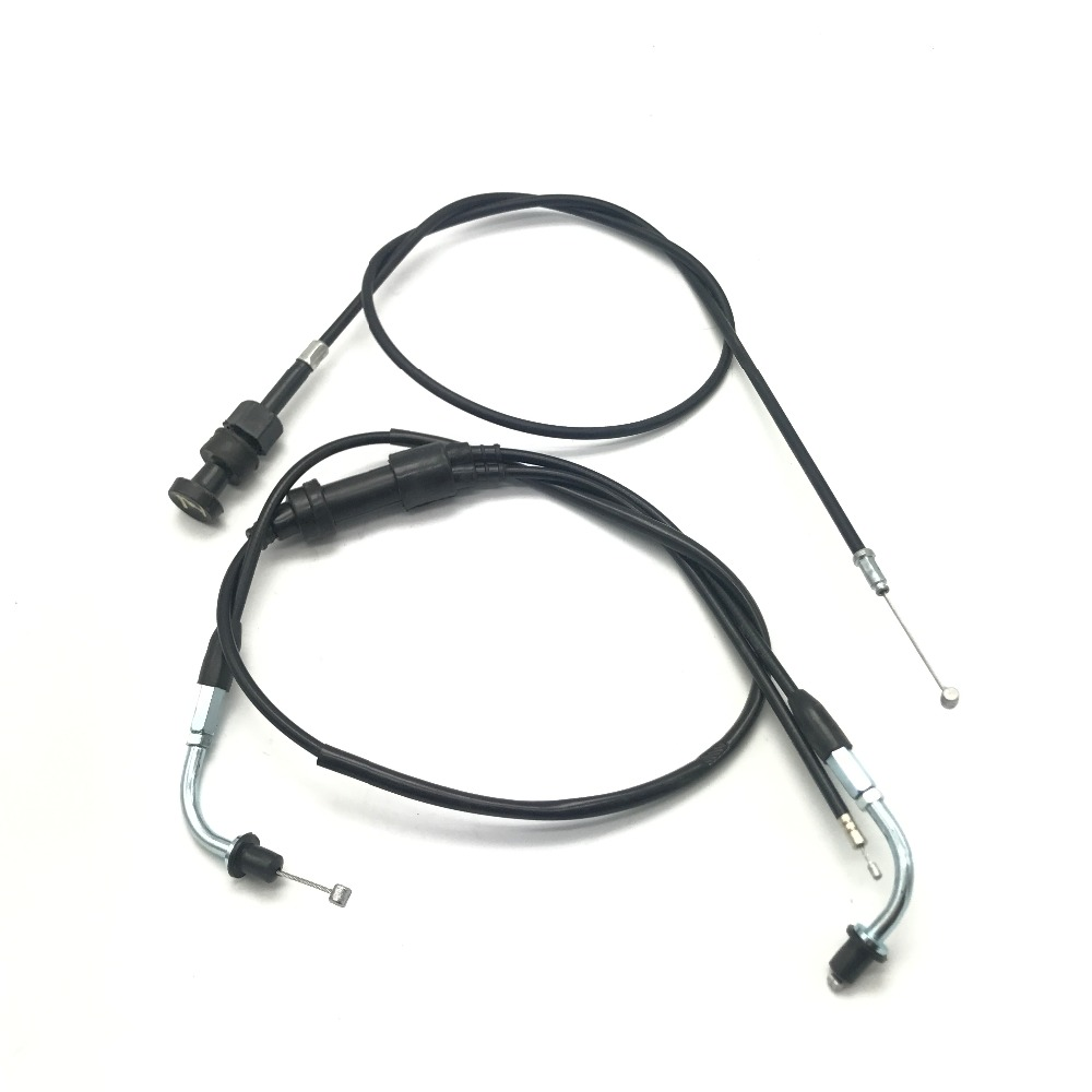 Pull Choke Throttle Cable Fits Yamaha PW80 BW80 Y Zinger