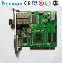 Leeman linsn TS802 led система управления-СВЕТОДИОДНЫЕ полноцветные светодиодные linsn отправки карты Linsn TS802, система управления DBStar (Водитель)