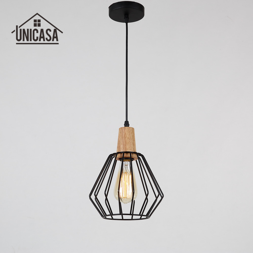 compare prices on industrial kitchen islands online shopping buy wrought iron industrial lighting fixtures vintage wood kitchen island led lamp modern pendant lights retro pendant