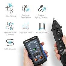 цена на Cable Finder Tone Generator Probe Kit -HP-5900A RJ11 RJ45 Wire Tracker Toner Ethernet LAN Network CableTester Telephone Tester