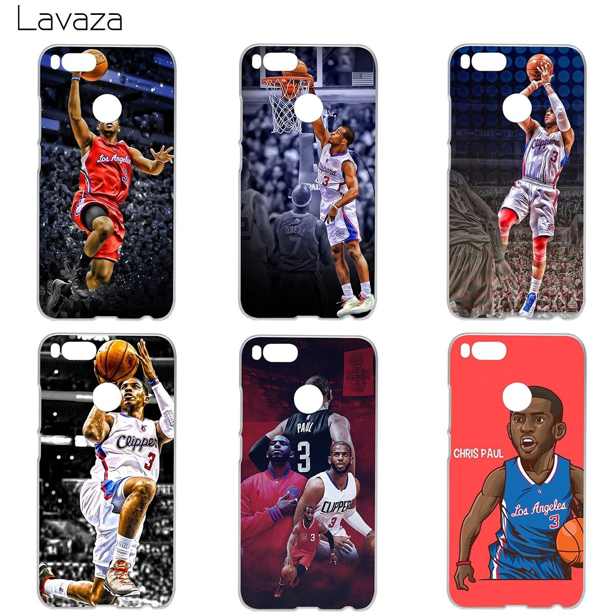 Lavaza Энтони Дэвис Блейк Кармело Энтони Крис Пол чехол для Xiaomi Redmi Note 3 3 S 5 5A Pro премьер