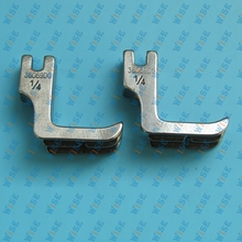 High Shank Double Piping/Welting Foot #36069DG-1/4″  (2PCS)