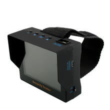 """Браслет Портативный 3.5 """"TFT LCD CCTV Безопасности Видеокамера Тестер Монитор"""