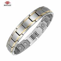 Moocare Migraine Headaches Fatigue Insomnia Magnetic Therapy Bracelets Enhance Overall Balance And Mood For Men Women 2018 Gifts
