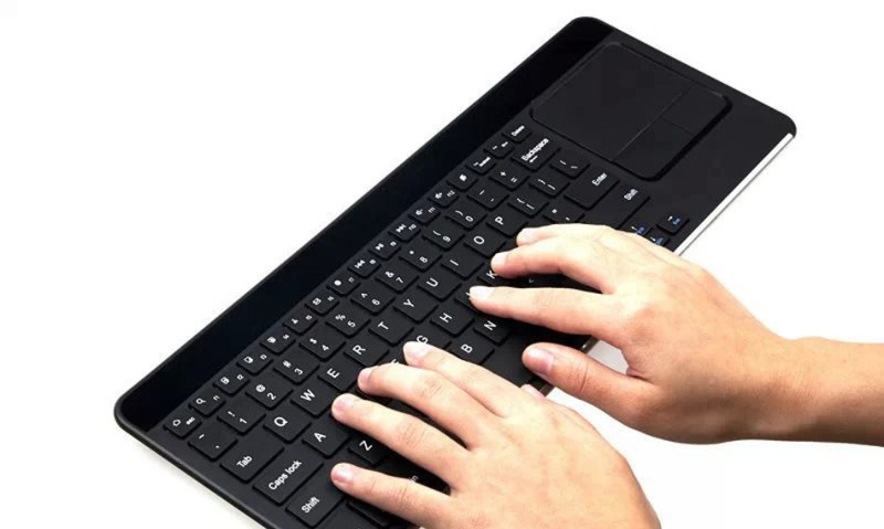 Wireless Bluetooth Keyboard-5