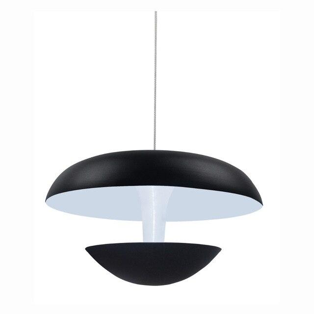 Aluminium Pendant Lamp Modern  Mushroom Shape Droplight Bar Cafe Bedroom Restaurant  90-240V American Free Shipping