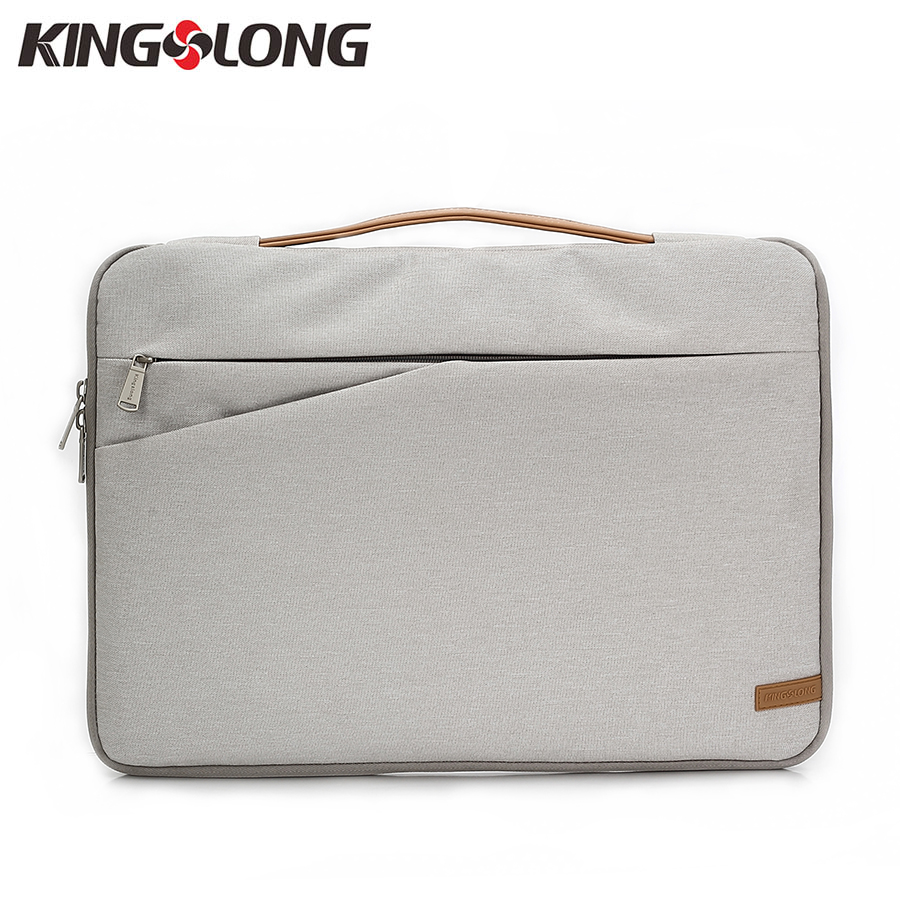 KINGSLONG Laptop Bag Handbags Soft Computer Notebook Bag 13.3inch 15.6inch 17.3 Inch Business Briefcase Laptop Case KLM11GR-4