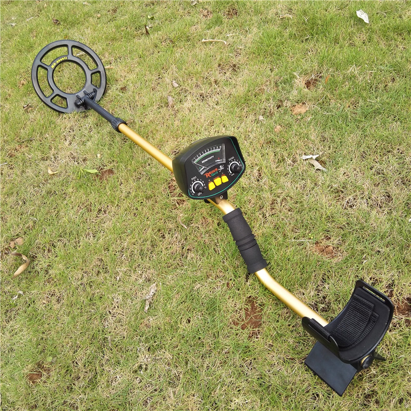 MD-3009II Underground Metal Detector MD3009II Ground Gold Detector big promotion md 1005 ground searching metal detector for kids hobby