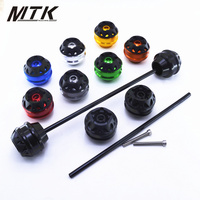 MTKRACING for Ducati MULTISTRADA 1200 / 1200S 2010 2015 CNC Modified Motorcycle Front wheel drop ball / shock absorber