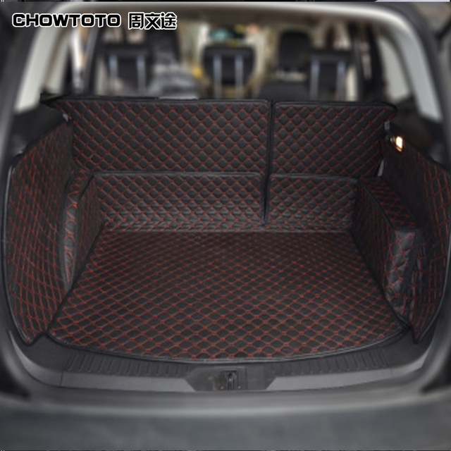 Chowtoto Aa Voiture Tronc Tapis Adapte Pour Ford Kuga Evasion